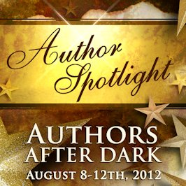 Authors After Dark Author Spotlight Interview - Allison Pang