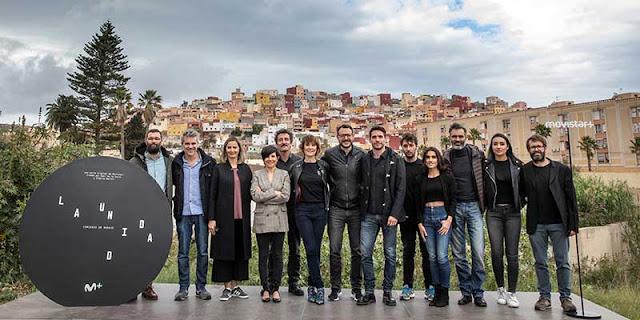 La Unidad, Serie, Movistar, Dani de la Torre, Alberto Martini
