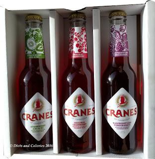 Cranes cranberry cider