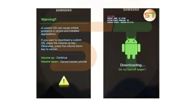 طريقة-ادخال-الهاتف-الى-وضع-Download-Mode-2