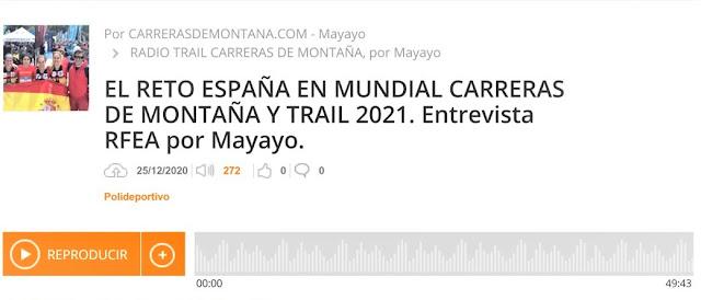 mundial trail running 2021