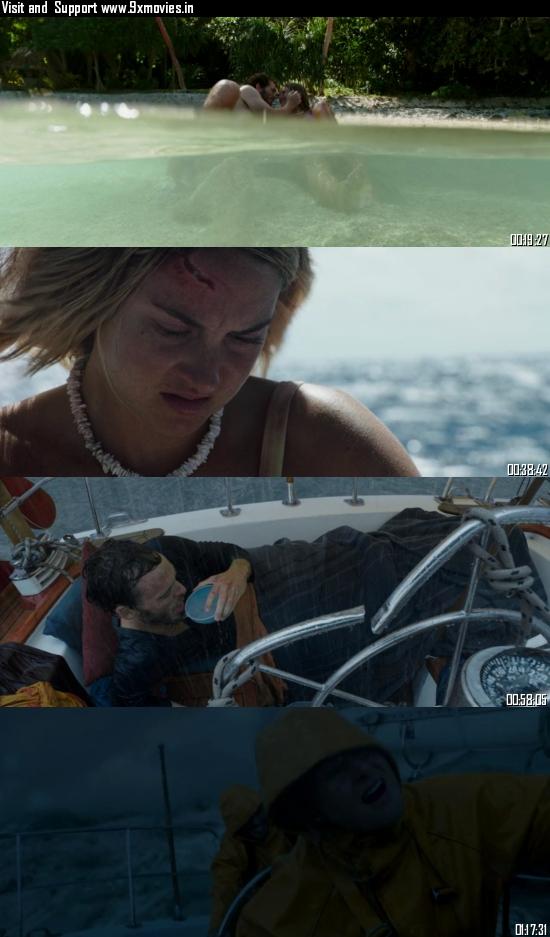Adrift 2018 Dual Audio Hindi 720p BluRay 950mb