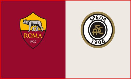 مشاهدة مباراة روما وسبيزيا