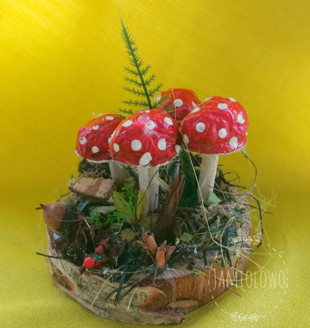 stroiki z muchomorami