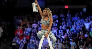 Money in The Bank Carmella James Ellsworth Daniel Bryan SmackDown LIVE