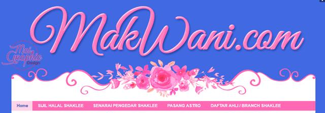 Design Blog MakWani.com