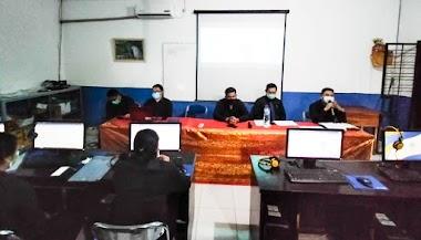 SMK TI Bali Global Badung Laksanakan Rapat Dewan Guru Persiapan Pembelajaran Semester Genap T.A 2020/2021