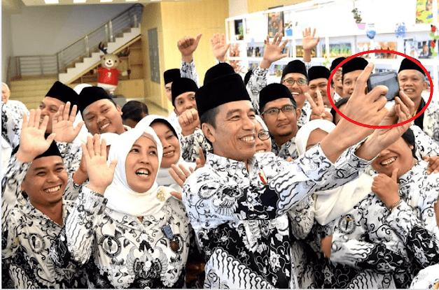 KABAR GEMBIRA !  Akhirnya Presiden Jokowi Memberikan Harapan Bagi Guru Honorer Bisa Jadi PNS  PPPK , Alhamdulillah  - liputan9