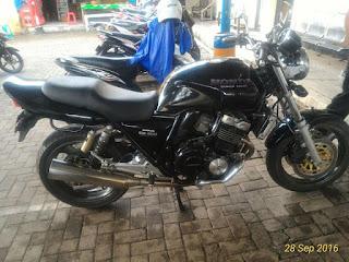 Moge Honda CB400 th 98