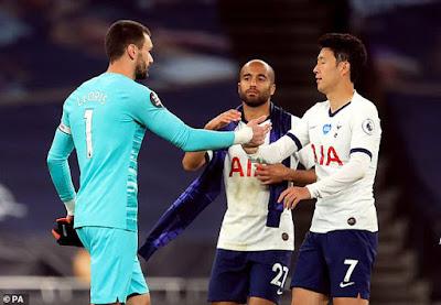 Son Heung Min suýt tẩn nhau với đội trưởng Tottenham: Jose Mourinho nói gì? 2