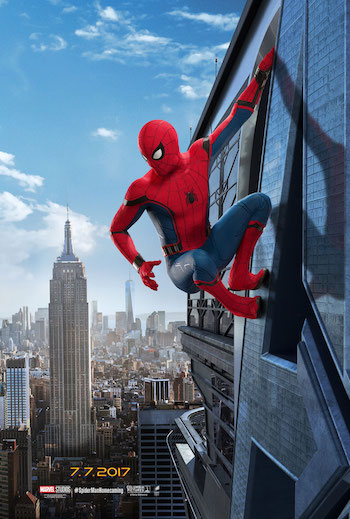 Spider-Man Homecoming 2017 Hindi Dubbed HDCAM 800MB