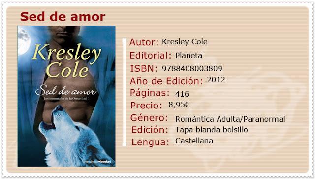 sed de amor kresley cole.pdf descargar