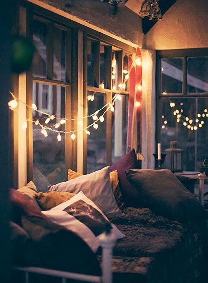 Mood Lighting Soft Romantic Lighting in Bedroom String Lights