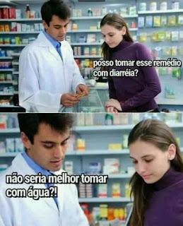 credo, memes, humor, memes engraçados, ana maria, memes brasileiros, melhor site de memes, site de piada, melhores memes, remedio, medicamento, posso tomar esse remedio