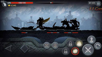 Download Dark Sword v1.1.01 Apk Android