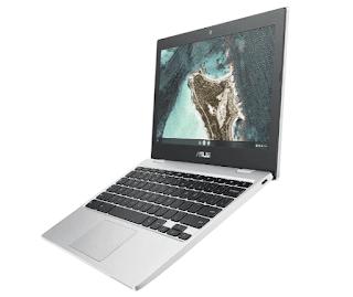 "$196.74, Asus Chromebook CX1 11.6"" Laptop w/ NanoEdge Display, 32GB"