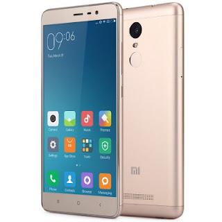 Letak Fitur Pengaturan Lokasi Pada Xiaomi Redmi 3 Pro