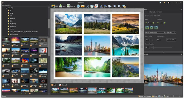 برنامج تحرير وتعديل الصور  Chasys Draw IES 4.62.01