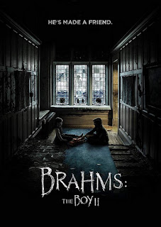 Brahms The Boy II 2020 English 720p HDCamrip