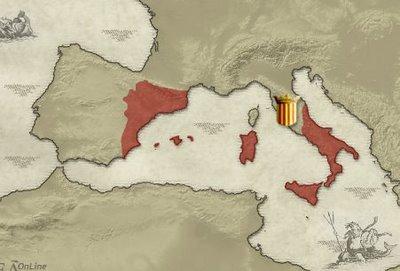 La Corona De Aragón Algo De Historia