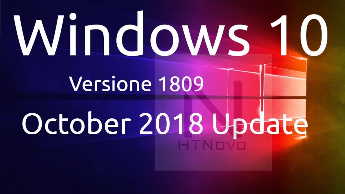Windows-10-October-2018-Update-disponibile-per-tutti