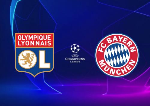 Olympique Lyonnais vs Bayern Munich -Highlights 19 August 2020