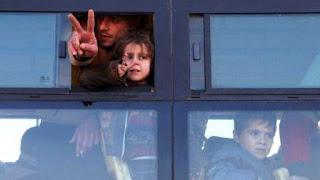 La evacuación de los heridos del enclave rebelde de la ciudad siria de Alepo se suspendió este viernes, un día después de haber empezado.