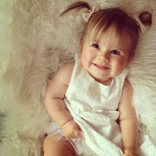 böylece cuty Bebeğimi cuty