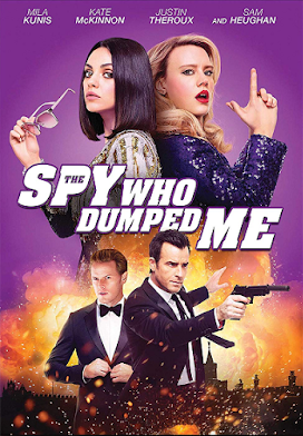 The Spy Who Dumped Me [Latino]