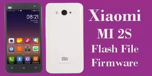 Mi Redmi 2S Flash File (Tested) Stock ROM Firmware
