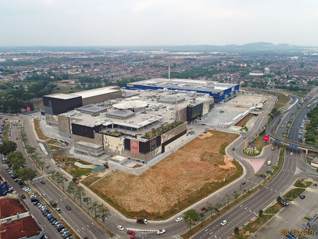 Toppen Shopping Centre Set to Open its Doors to the Public on November 13, 2019