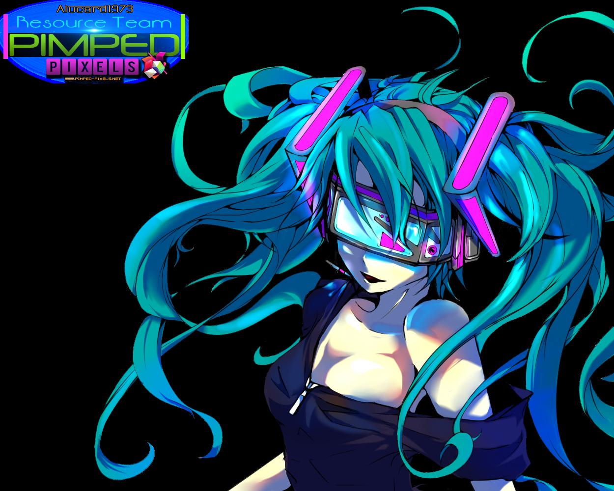 Vocaloid - Hatsune Miku (Stomp The Enemy) 136829
