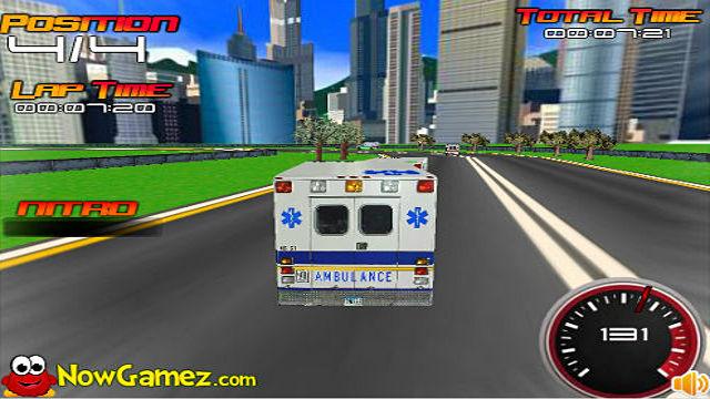 3D Extreme Rescue - Image du Jeu