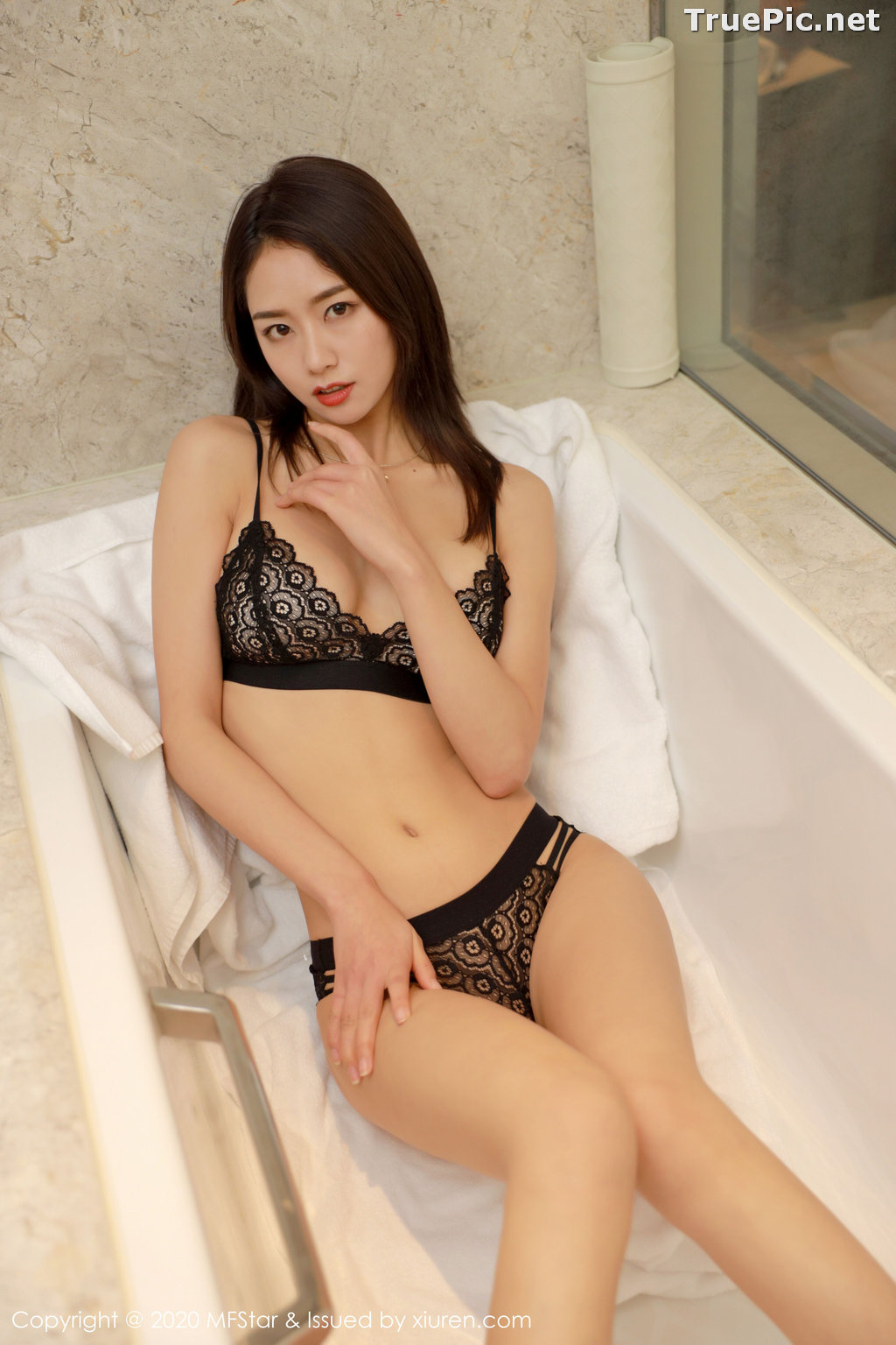 Image MFStar Vol.307 - Chinese Model - Fang Zi Xuan (方子萱) - TruePic.net - Picture-2