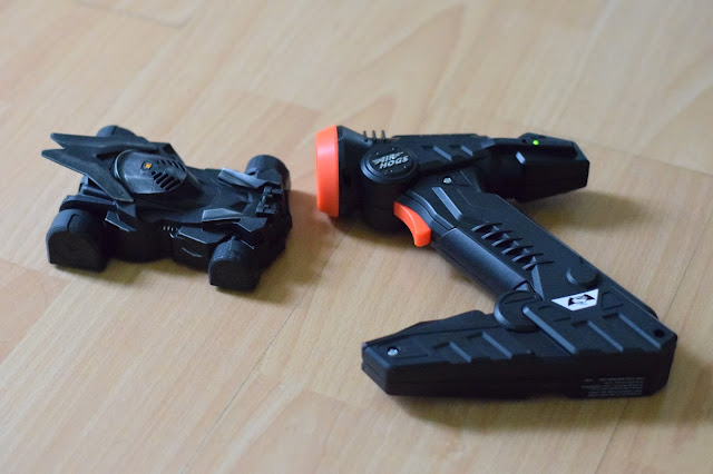 air hogs zero gravity batmobile and remote