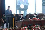 Peringatan HUT Kota Manado ke - 398, Gubernur Ingatkan Pemkot Fokus Penanganan Covid - 19
