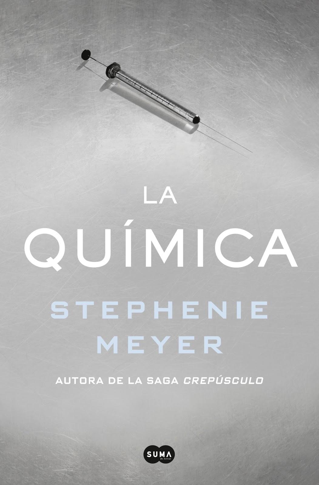 El templo de la lectura: La Química - Stephenie Meyer