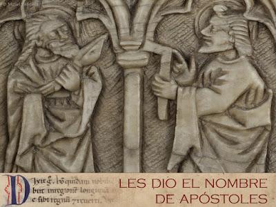 Evangelio según san Lucas (6, 12-19): Jesús les dio el nombre de apóstoles