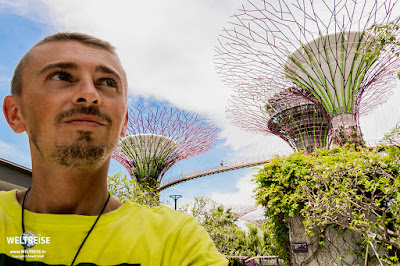 Gardens by the Bay in Singapore www.WELTREISE.tv