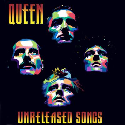 Queen - Unreleased Songs (Ineditas)