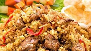 Resep Nasi Goreng Kambing Sederhana
