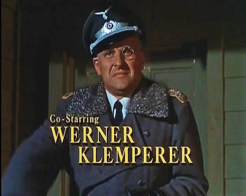 Werner Klemperer worldwartwo.filminspector.com