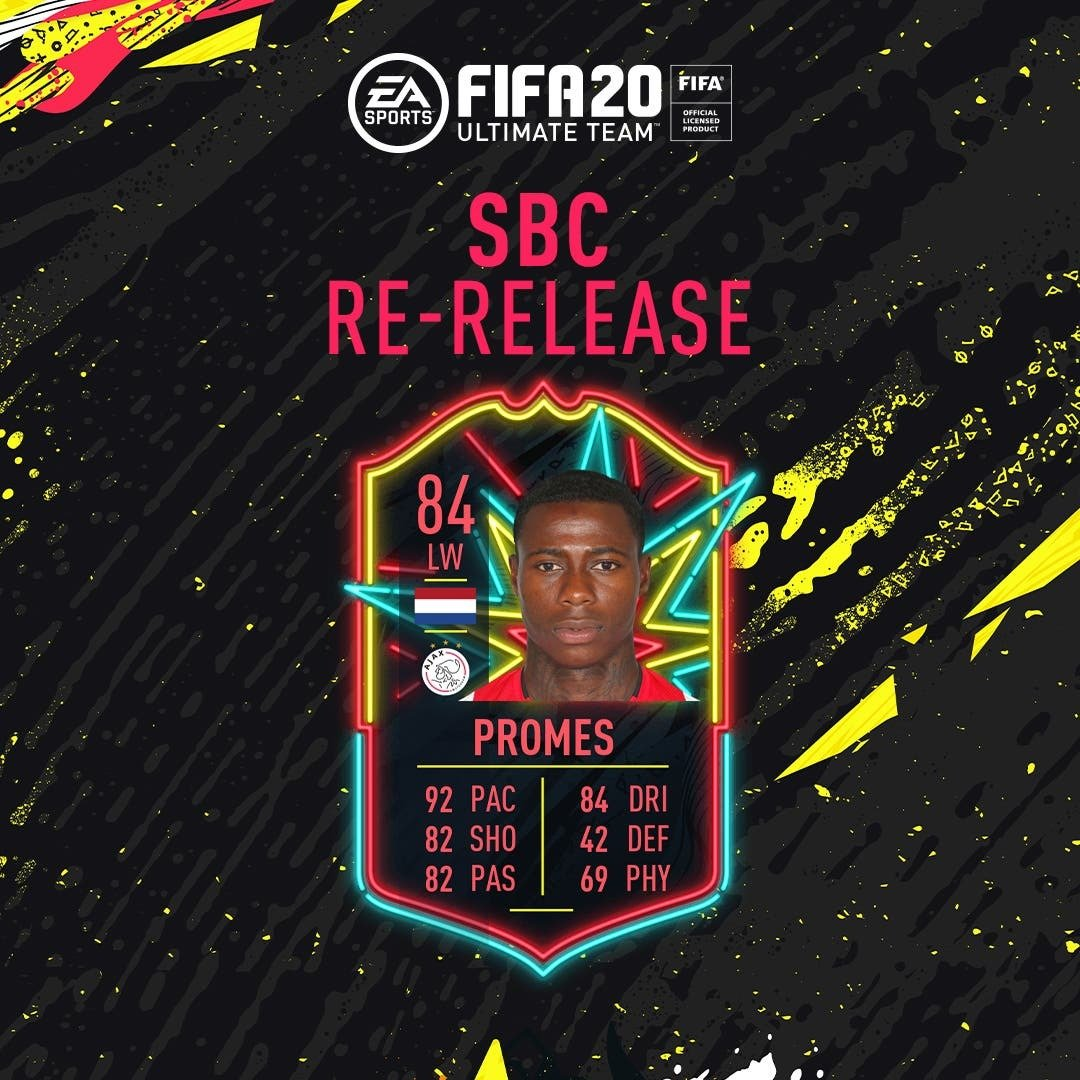 The return of old SBC cards