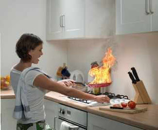 mutfak kazaları