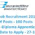 BEL Recruitment 2019 Apply Online 100 - Diploma Apprentice Posts