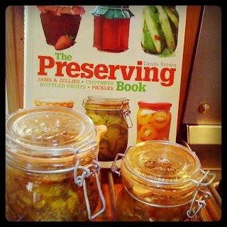 French Village Diaries Courgette Zucchini Relish potage recipes