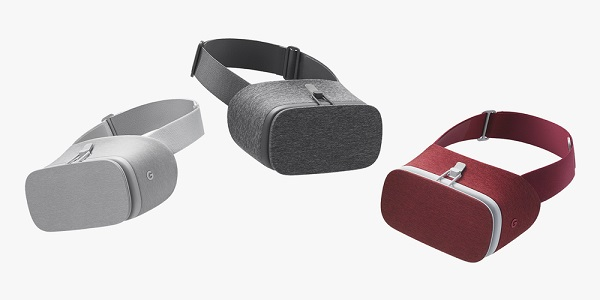 Google's Daydream View launched as the first Daydream-ready headset and controller