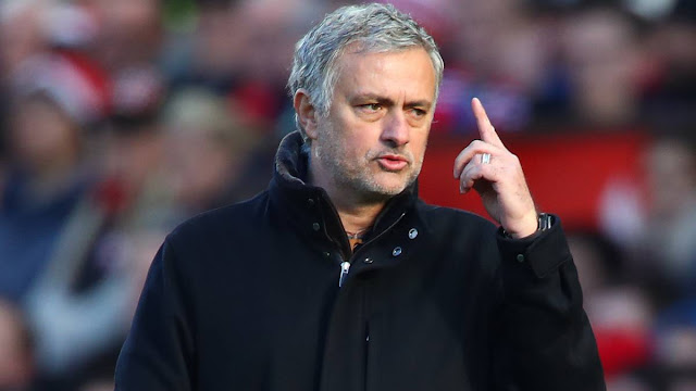 Mourinho reveals trophy Man Utd must win this season