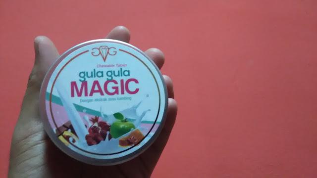 GULA-GULA MAGIC PRODUK KECANTIKAN UNTUK SEMUA