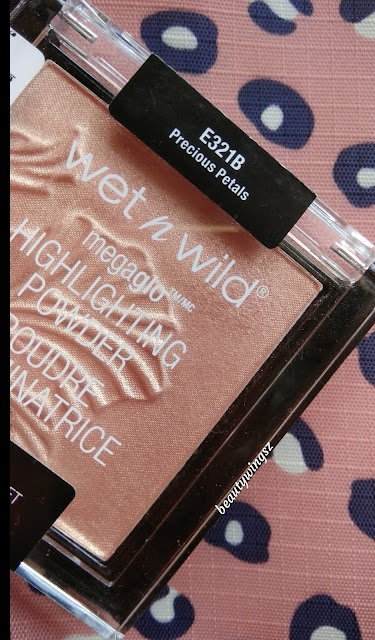 Wet n Wild MegaGlo Highlighting Powder Precious Petals Review